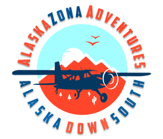 AlaskaZona Logo